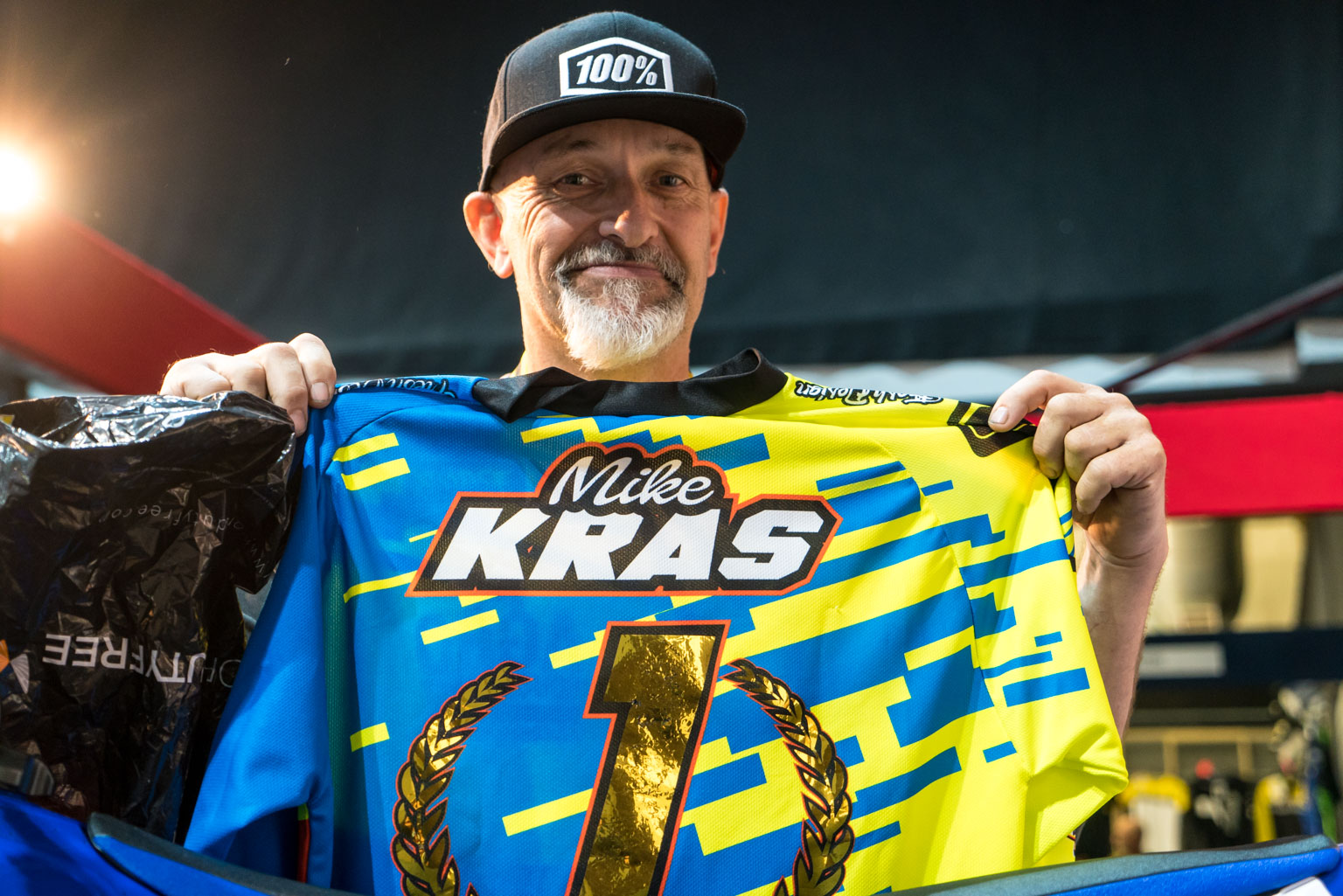 Bpb Buchanan has signed up EMX300 champ Mike Kras