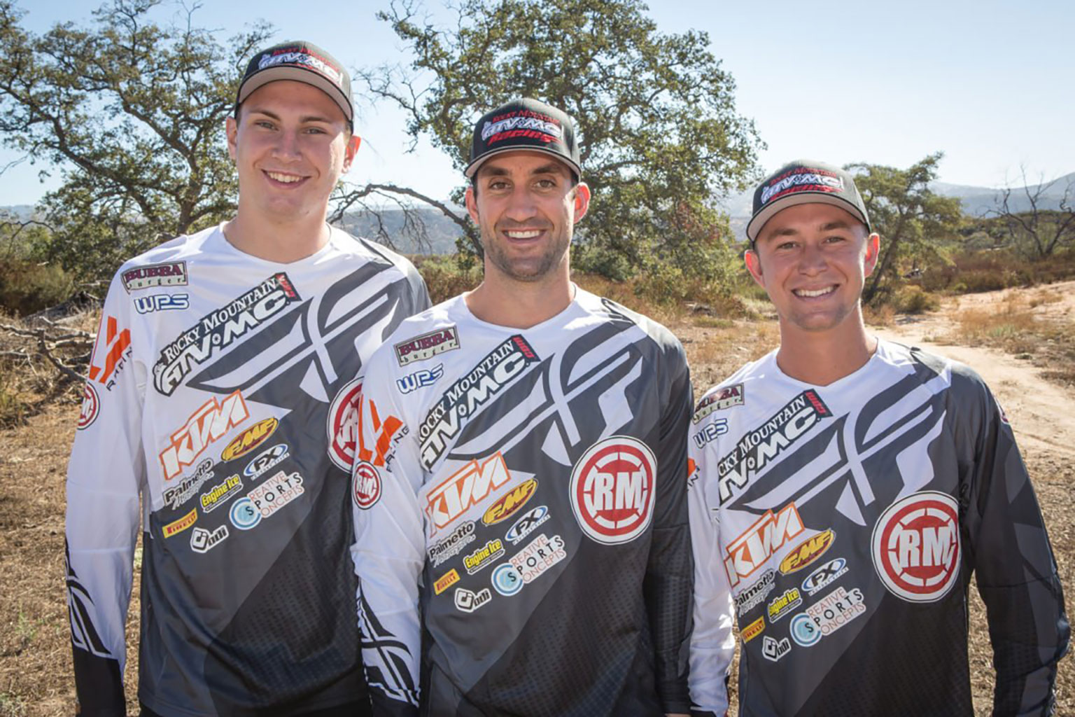Bloss and Millsaps stay with the team that was formerly BTO, and are now joined by Blake Baggett