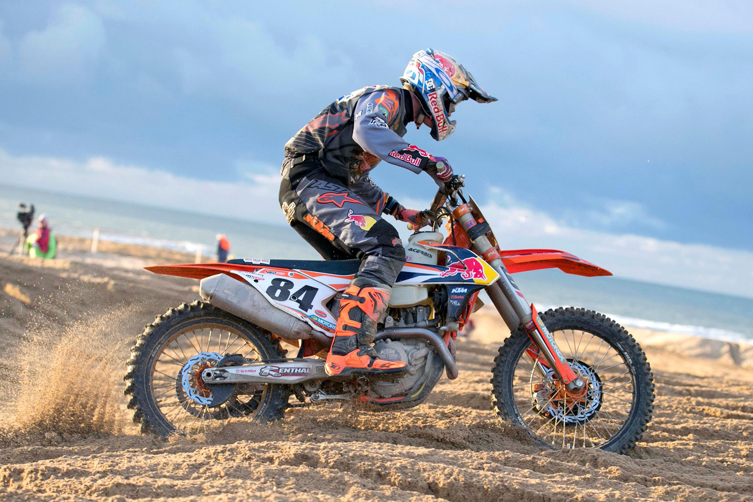 Herlings - the sand master!