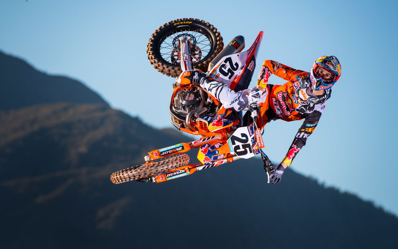 Marvin Musquin is a man on form