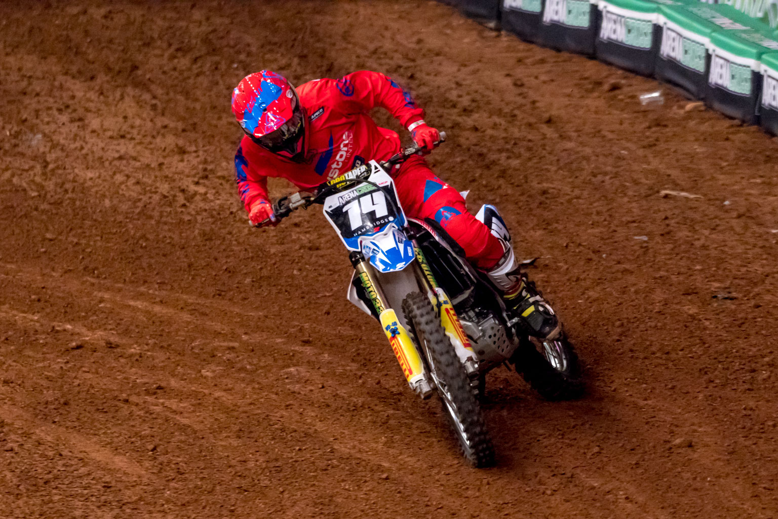 Clayton is a top Pro Lites challenger