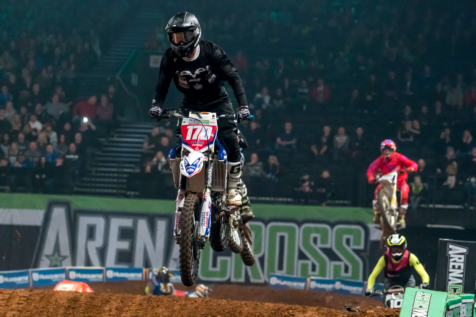 Irsuti dominated the pro Lites