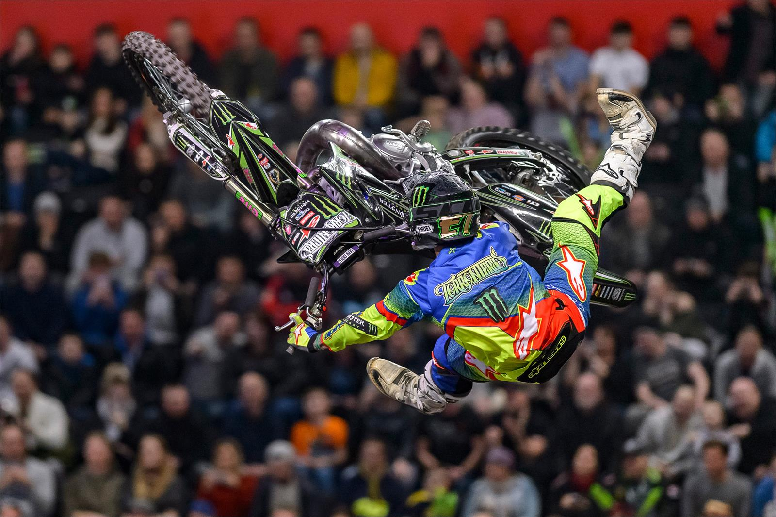 FMX madness from Torronteras
