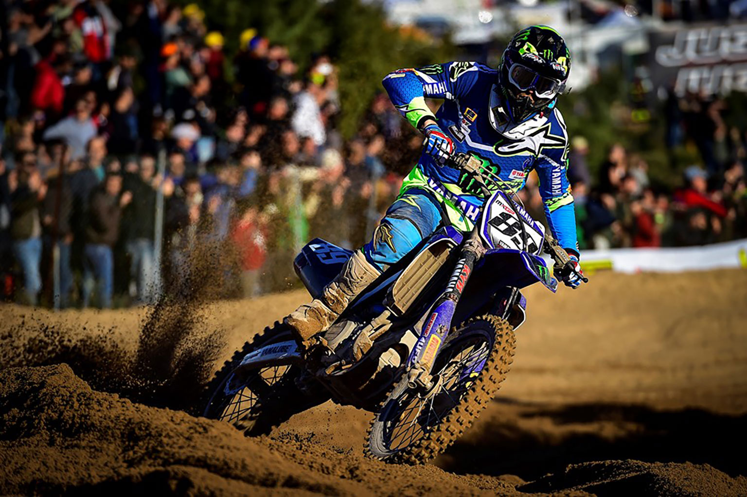 Van Horebeek took second