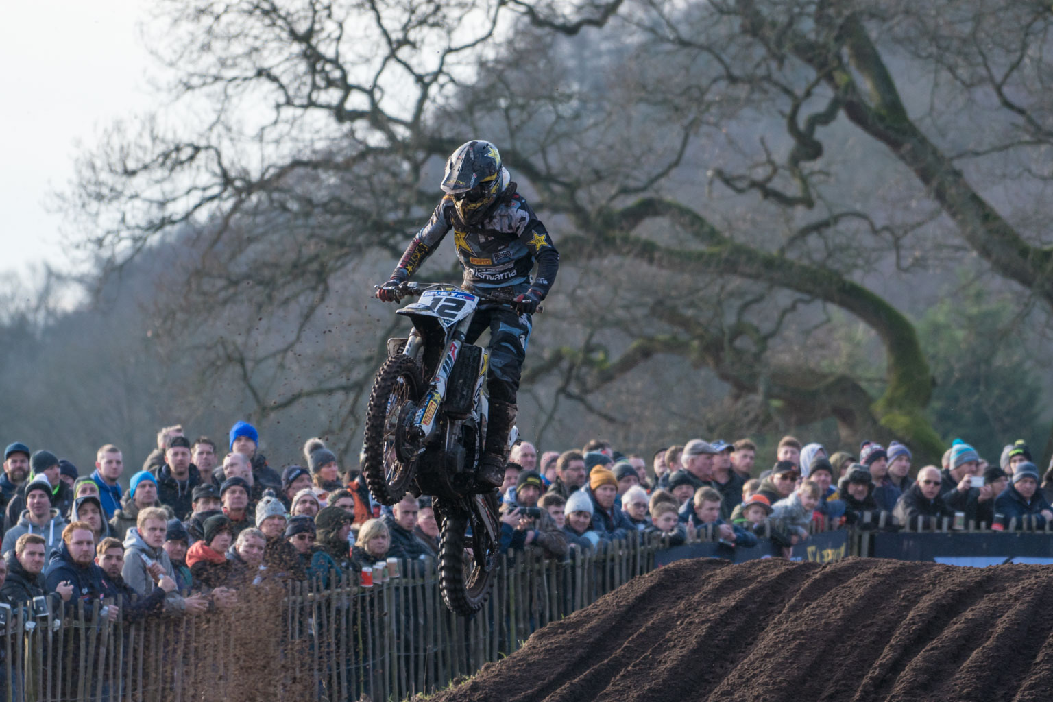 Max Nagl won the MX1 overall and Superfinal