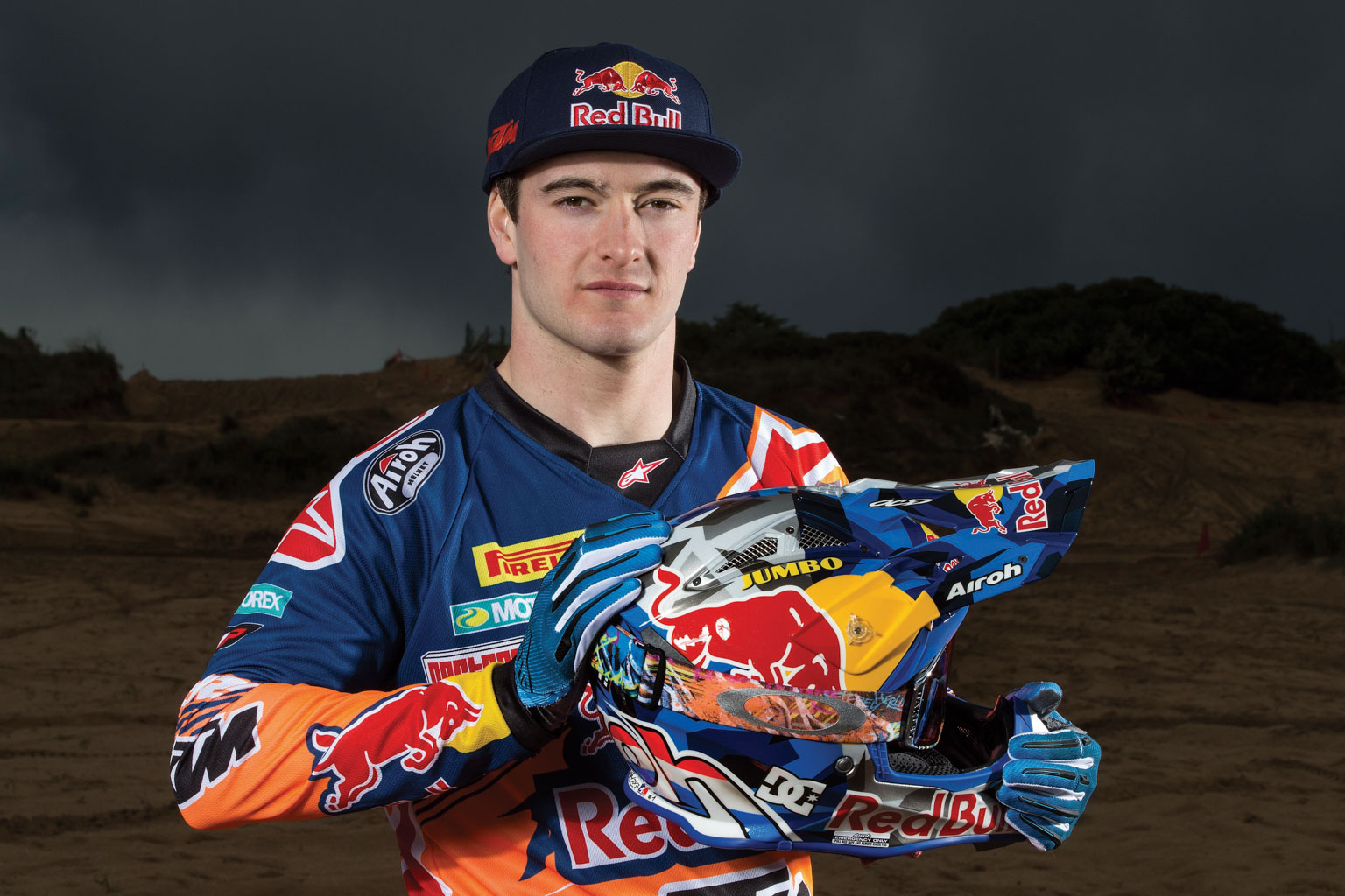 Herlings: Why I'm struggling on a 450 - MotoHead