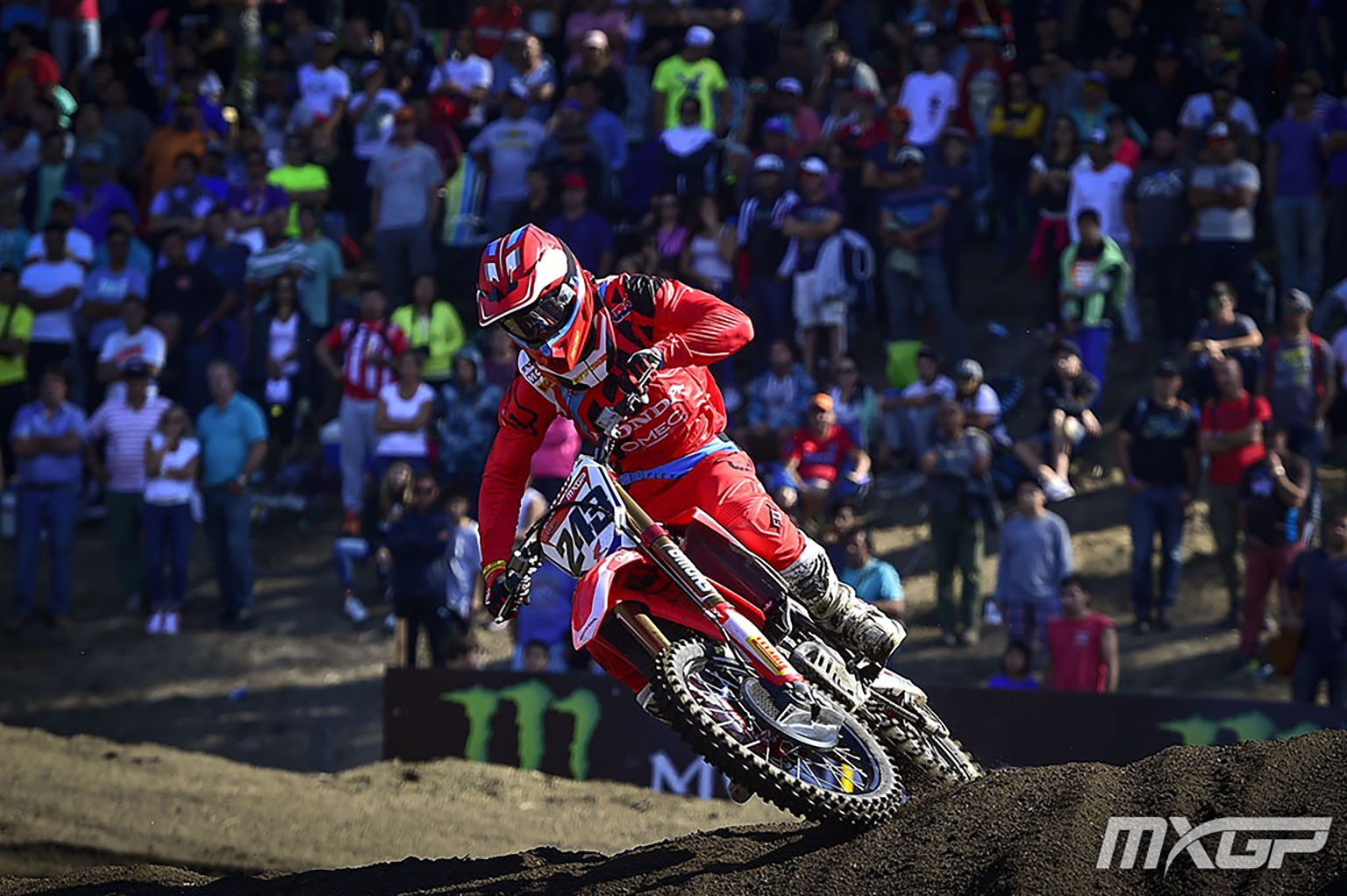 Tim Gajser hopes for Mexican success