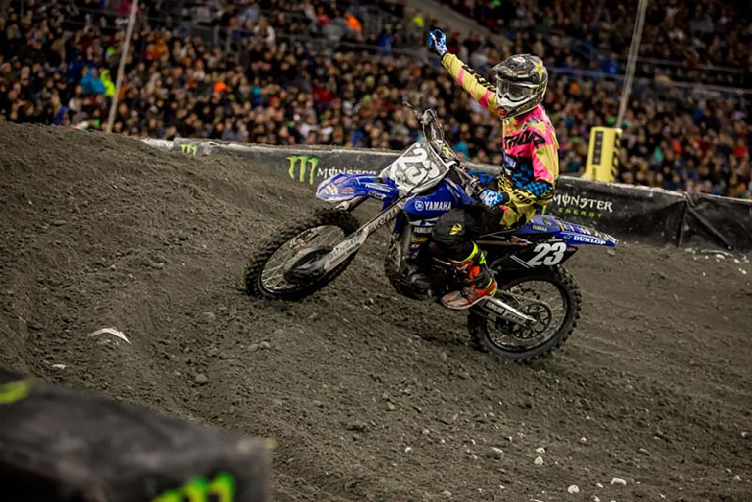 Plessinger took the 250 glory
