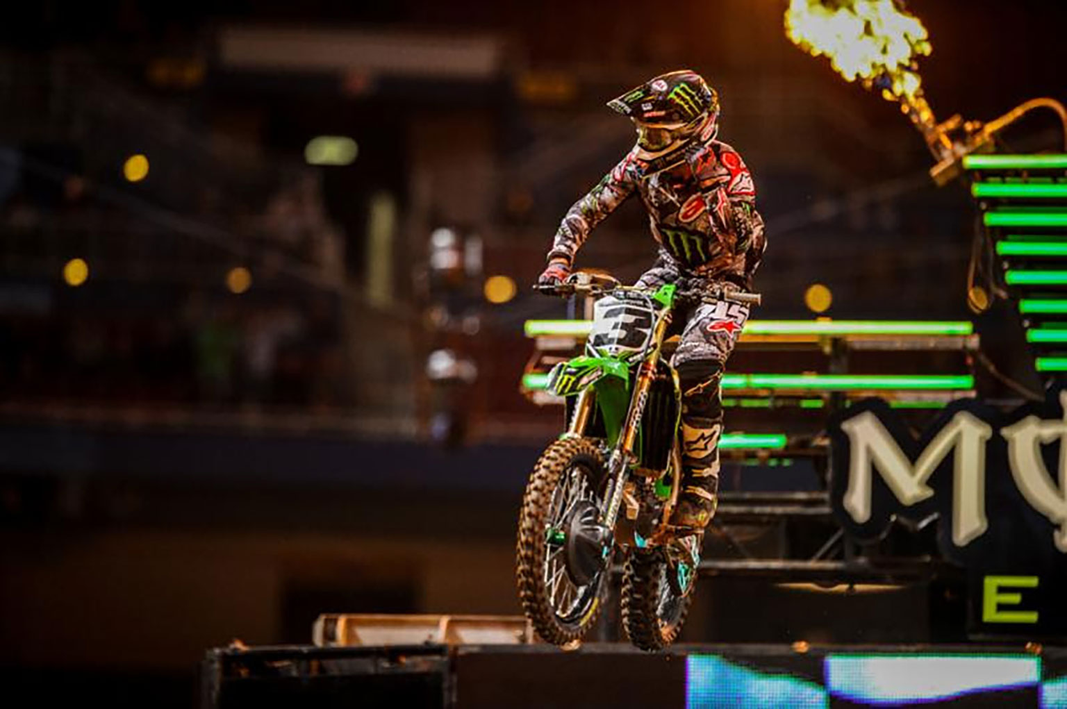 Tomac took win No.5