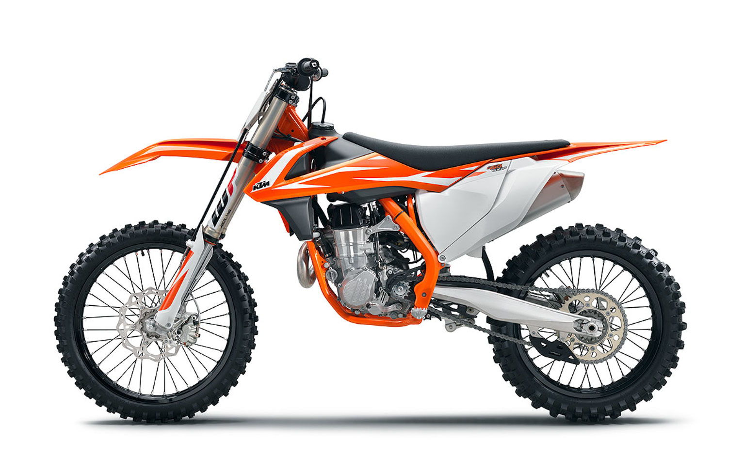 Full 2018 ktm motocross line up unveiled motohead - Moto crosse ktm ...
