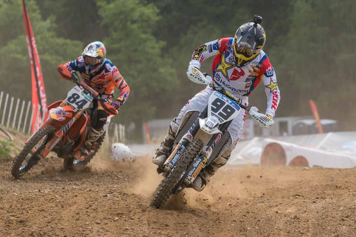 Anstie scraps with Herlings