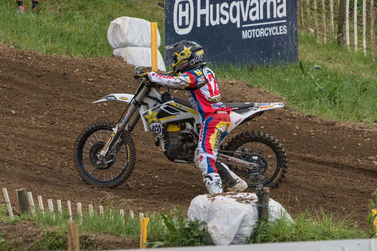 This fall robbed Nagl of a podium place