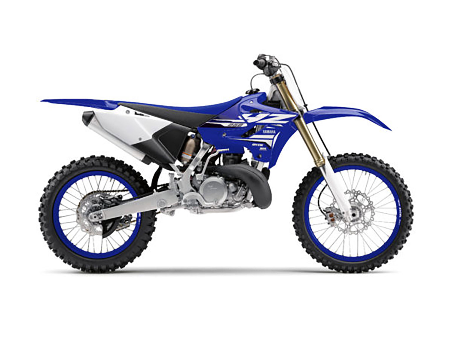 YZ250 gets no major changes