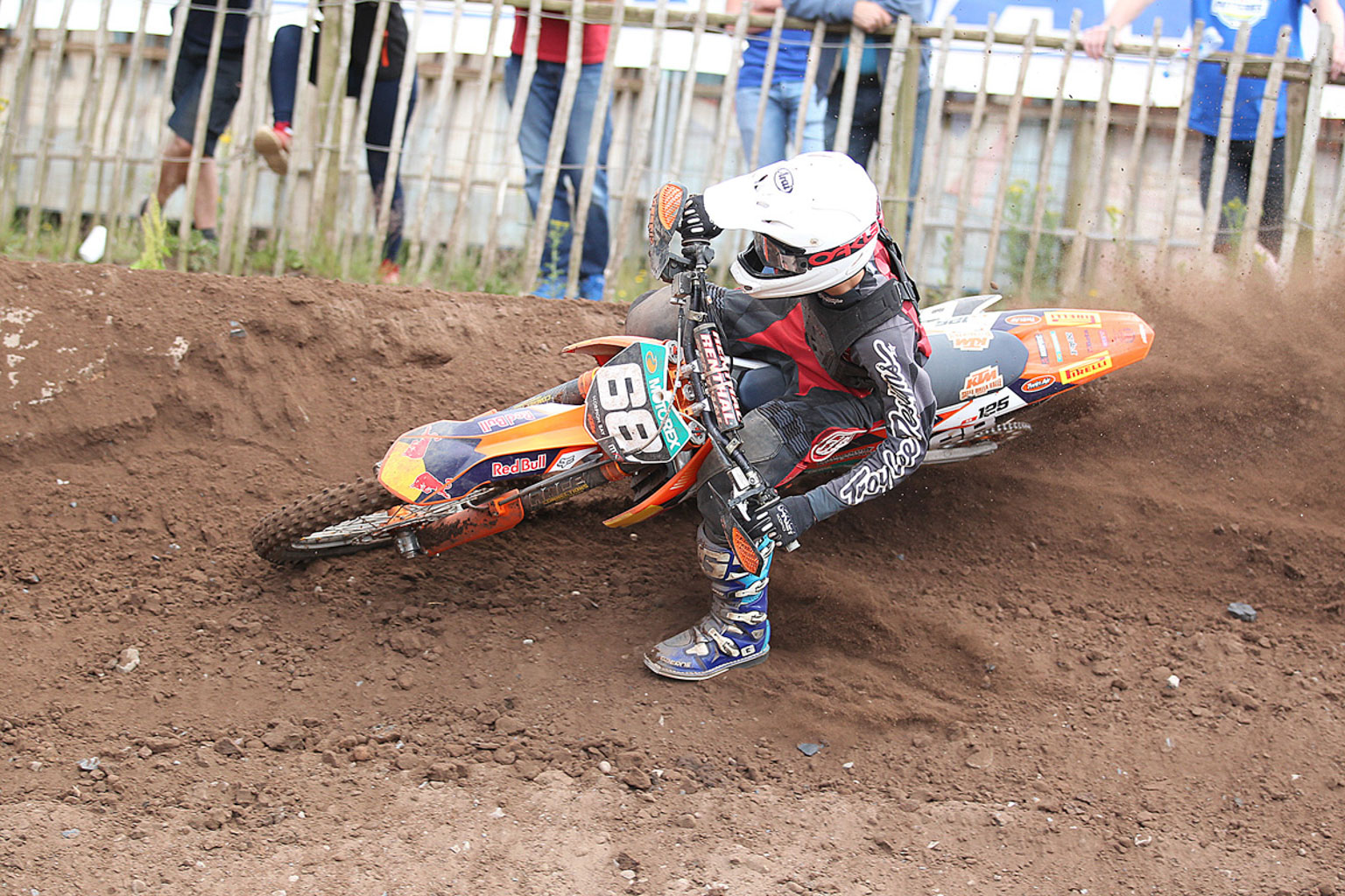 Nathan Bache in 2T action