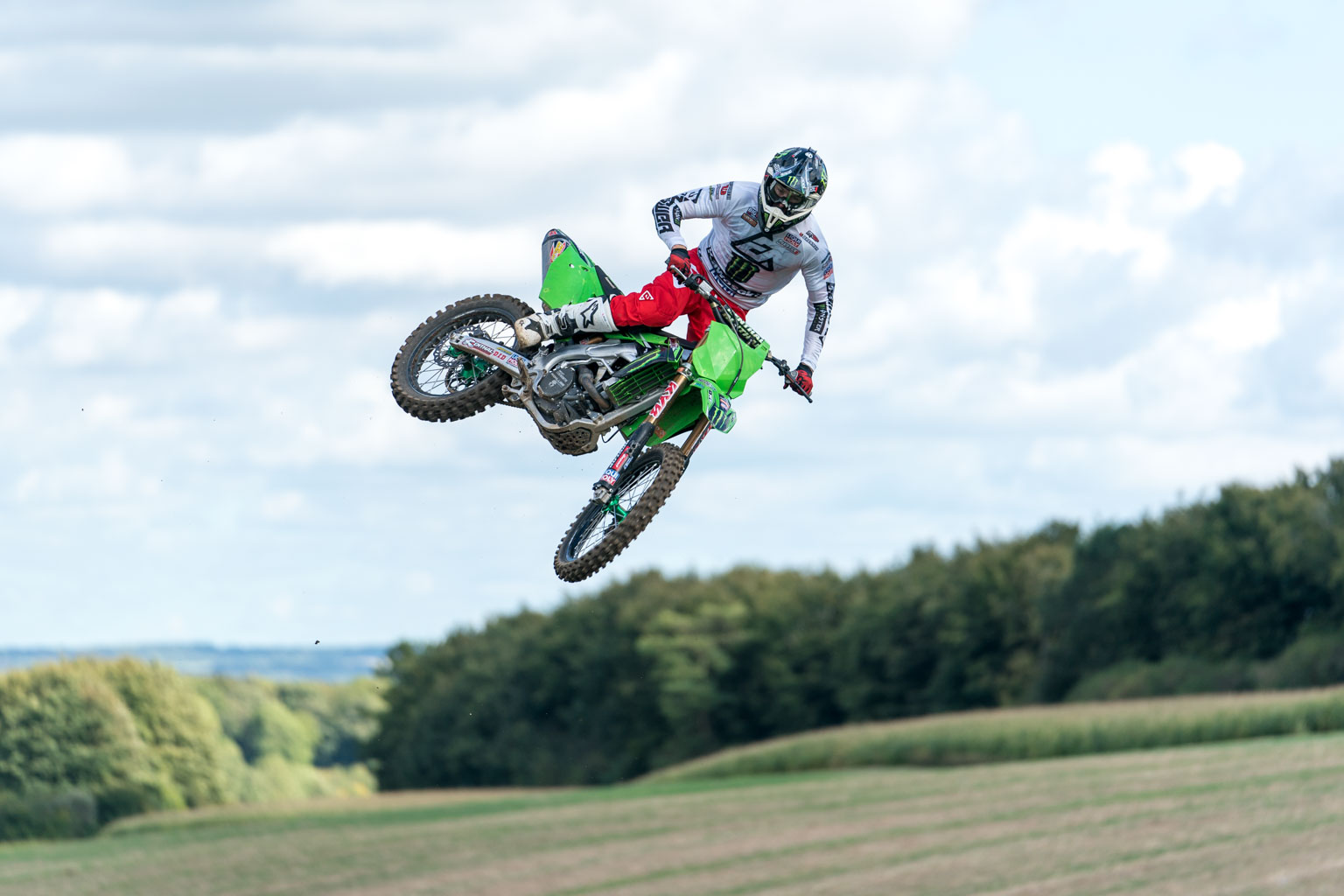 Searle is Britain's best hope for 250 glory