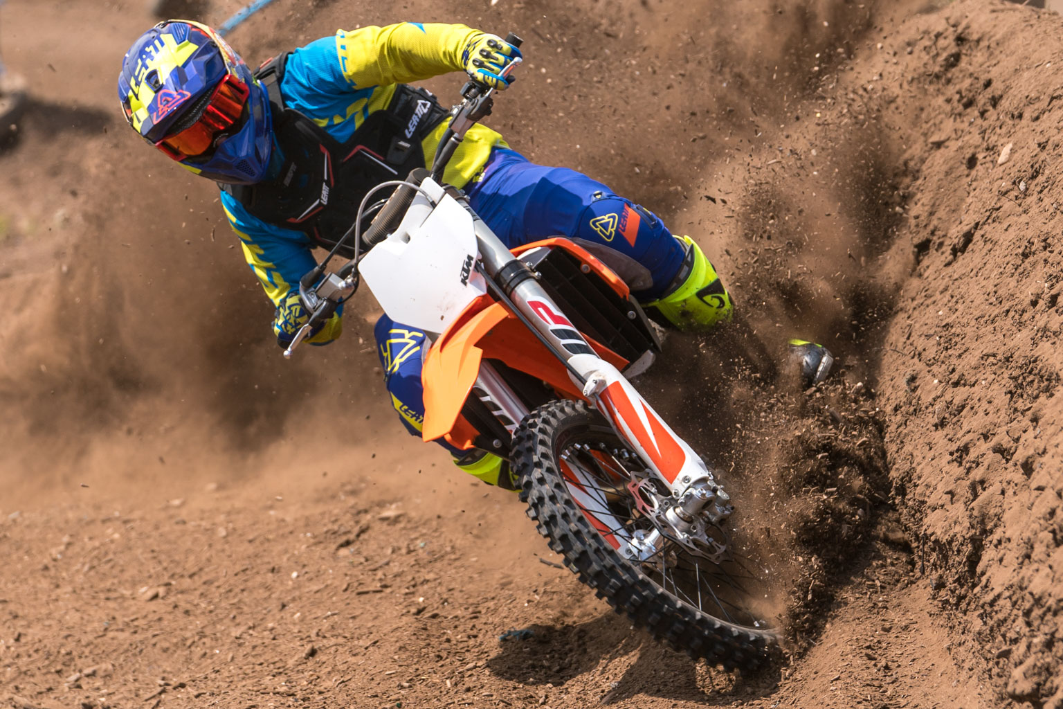 You can't go wrong with a 2018 KTM - in any class