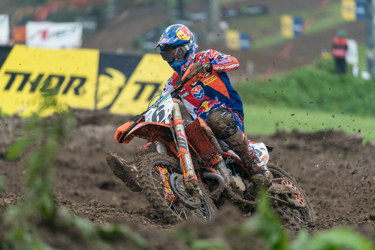 Herlings was fast but couldn't beat Anstie