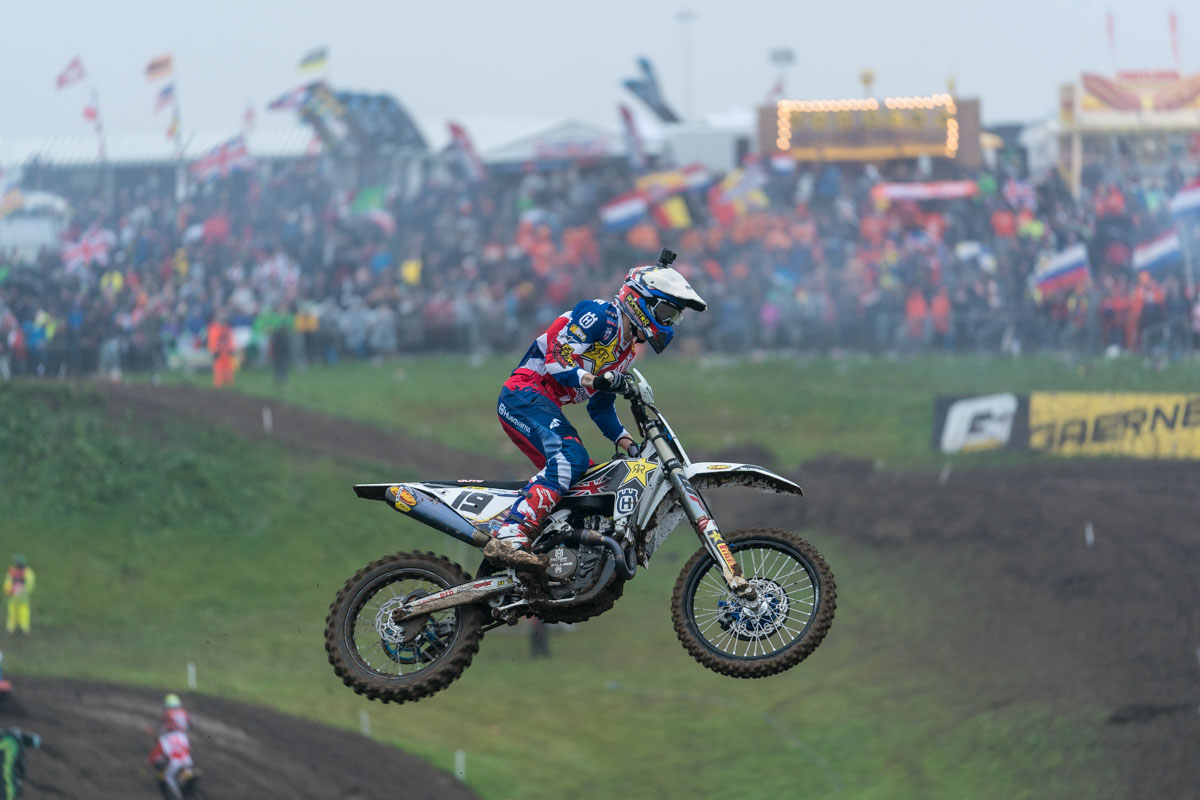 Anstie was in a class of his own!