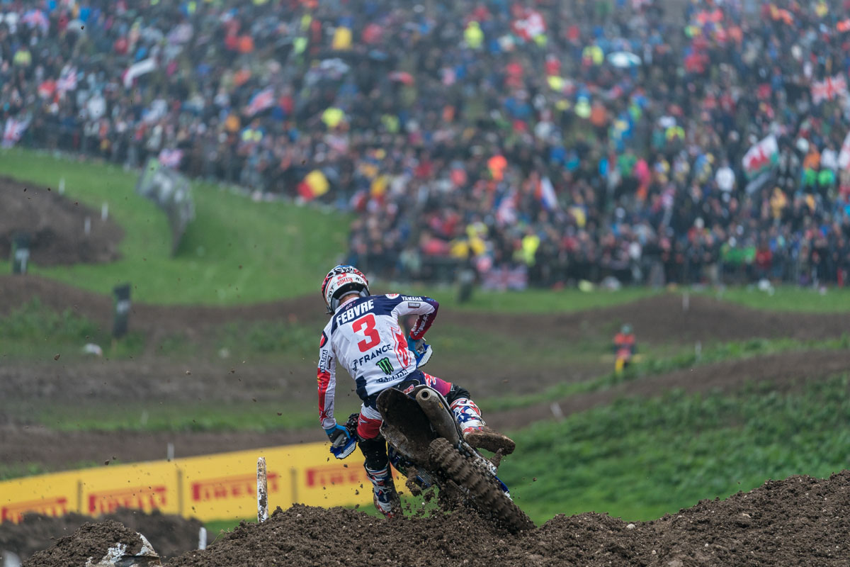 Febvre helped France to victory