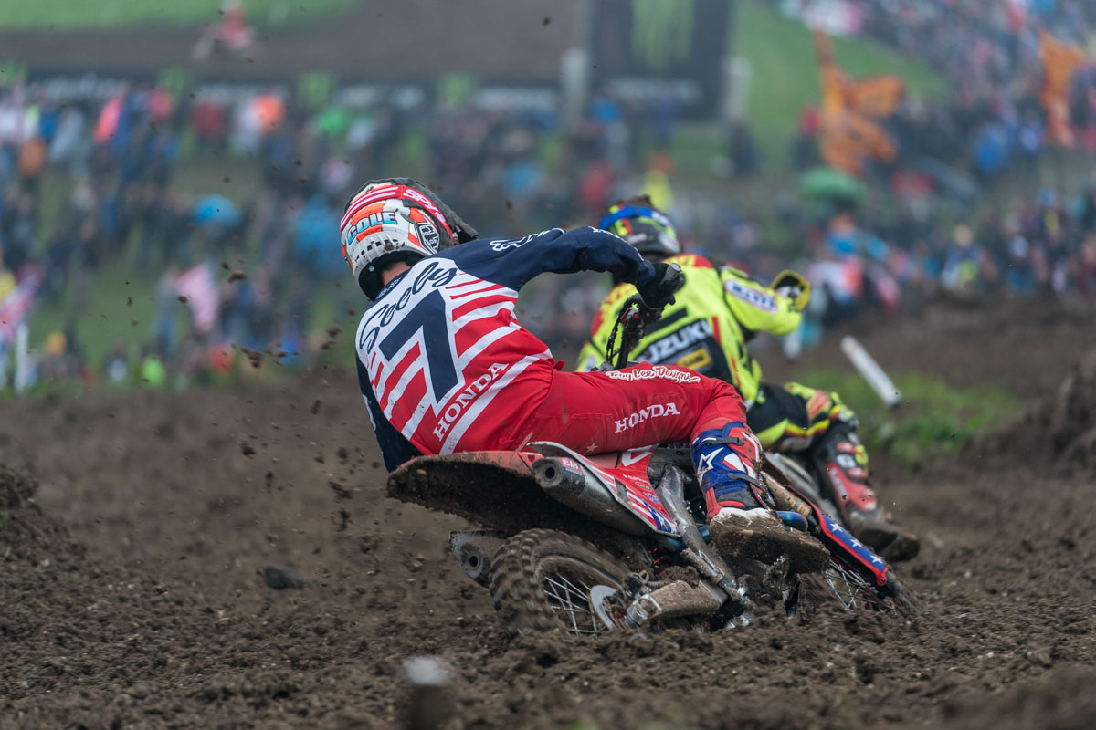 Seely had a nightmare for USA