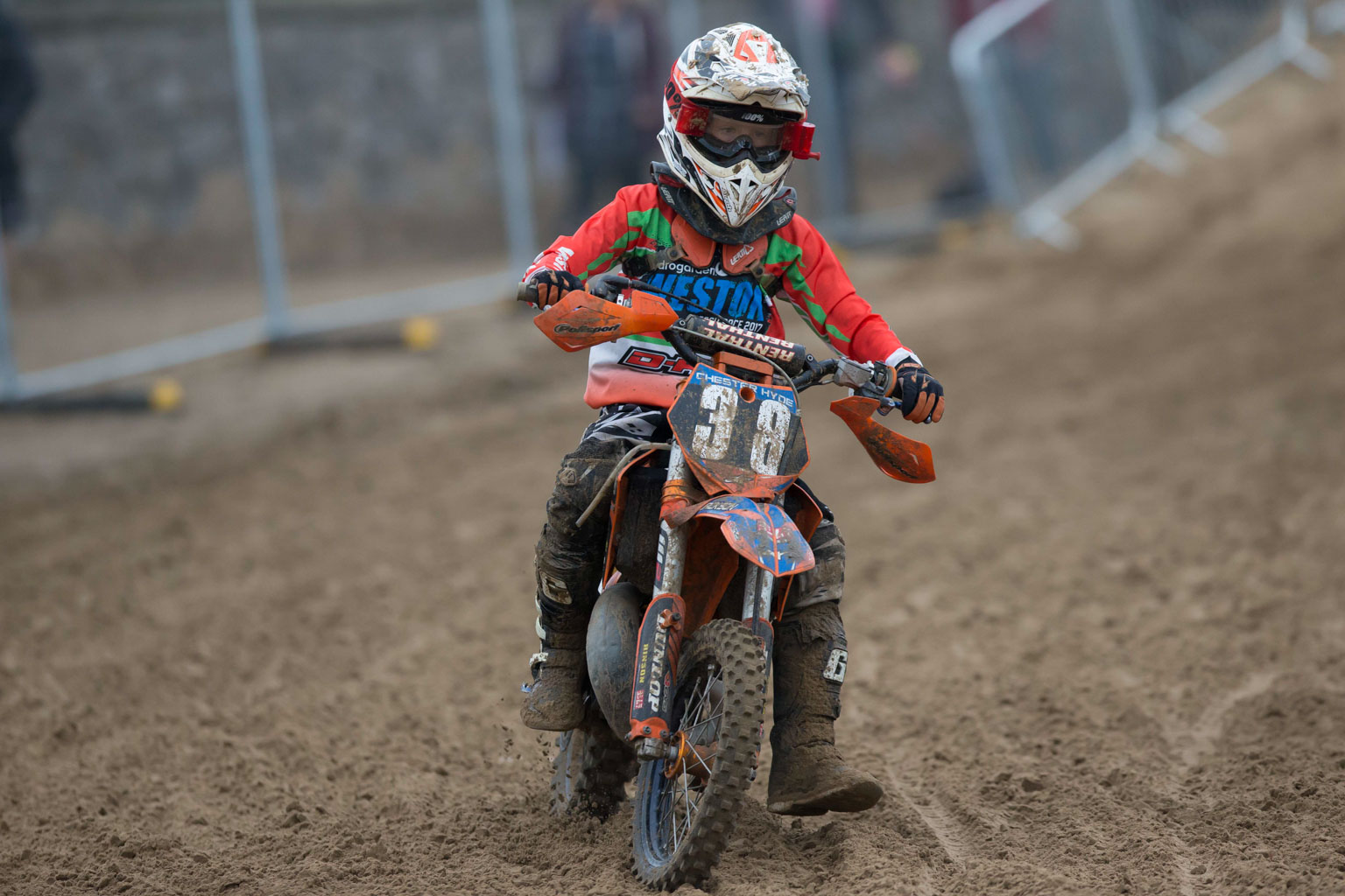 Chester Hyde (KTM) 65cc
