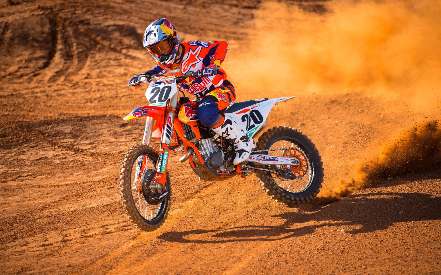 217133_Brock Tickle Action KTM 450 SX-F 2018