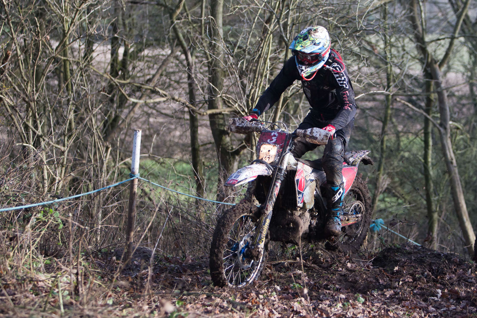 No wobbles as Wibberley takes second