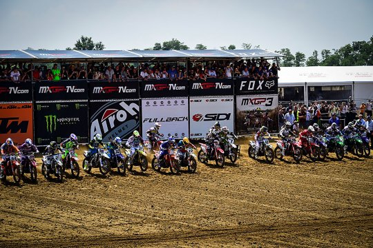 Meet Herlings At The Dirt Bike Show Motohead