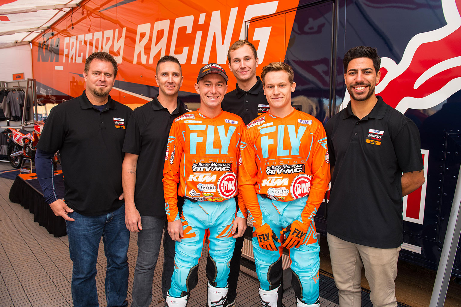 Baggett stays at KTM