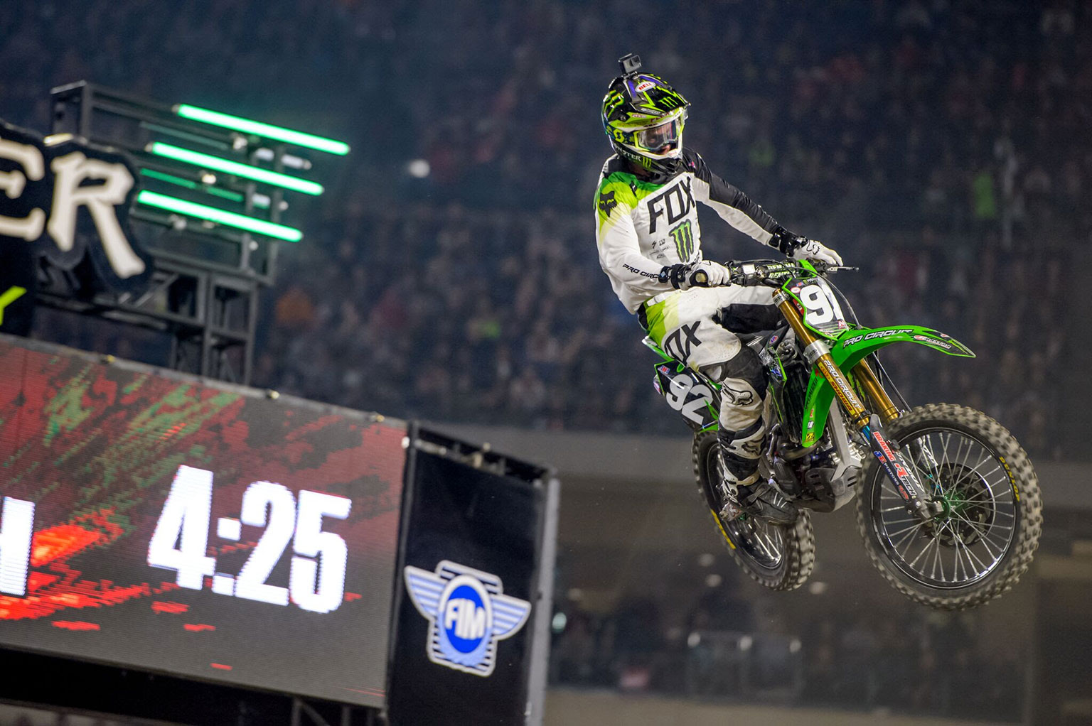 Amam Cianciarulo hopes for another podium at Houston