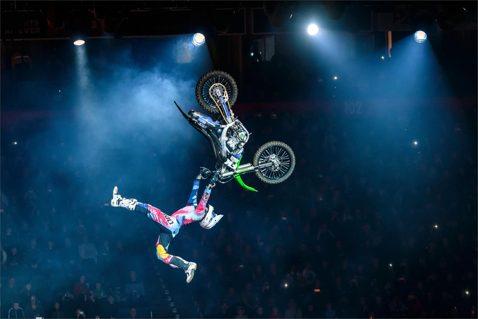 Aussie FMX-ace Ryan Brown.