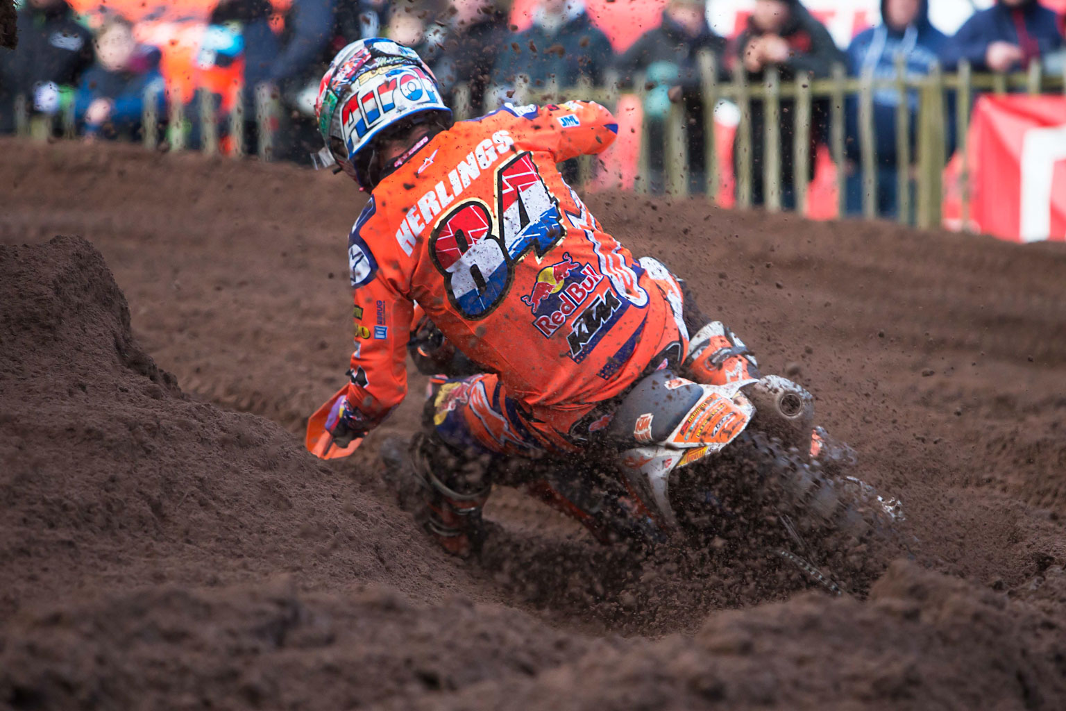 Herlings was unstoppable
