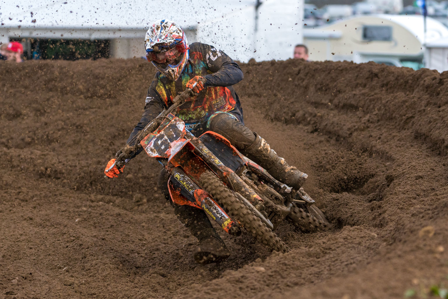 Can Brad Anderson get onto the podium at Culham?