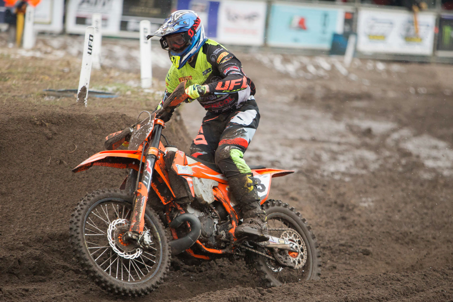 Smets took a double win
