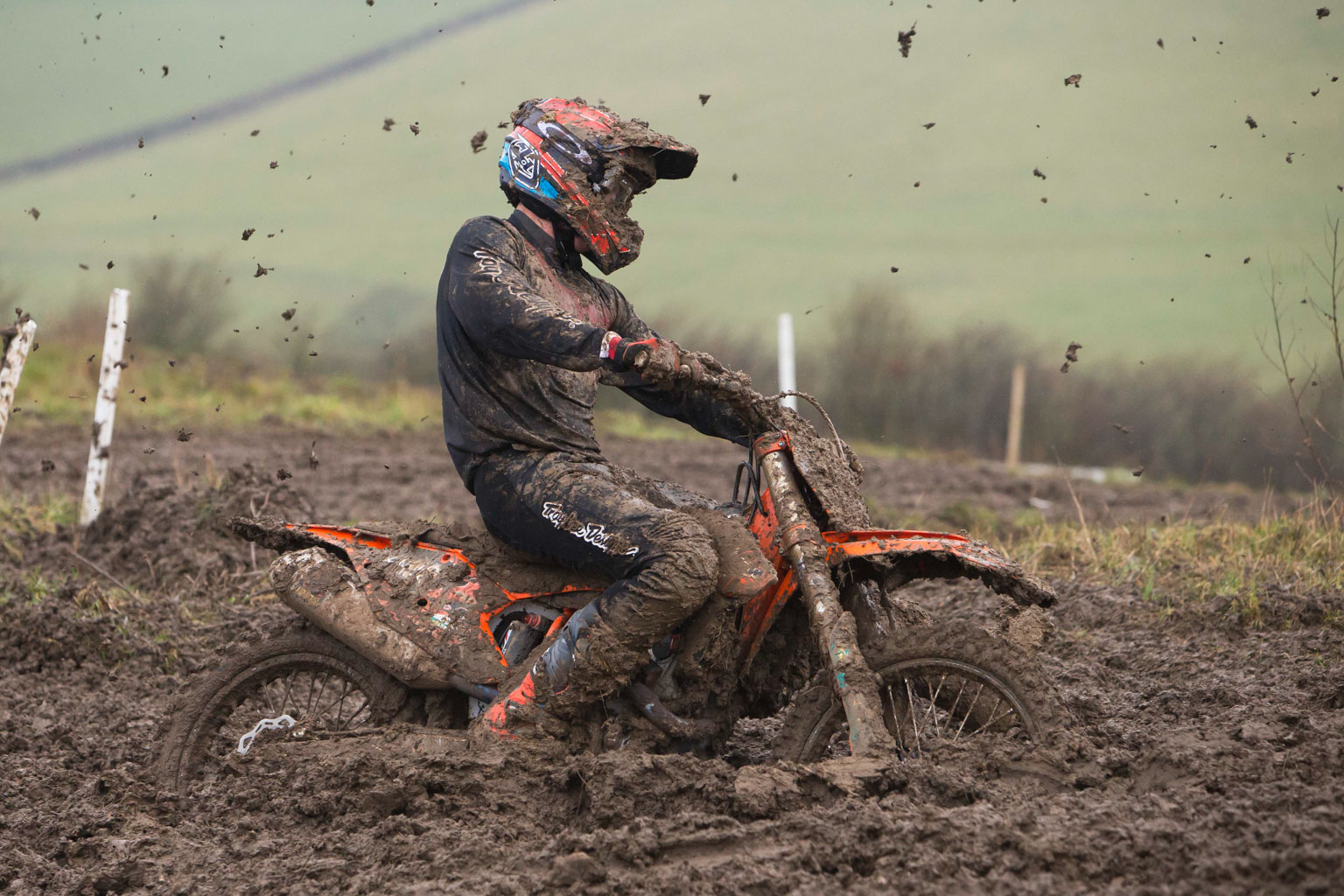 Conrad Mewse won the final moto