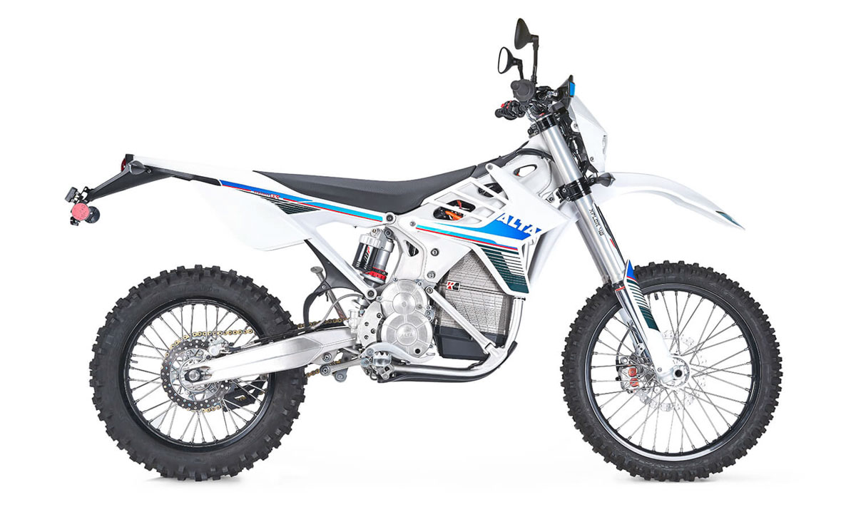 Alta Reveals Electric Enduro Bike Motohead