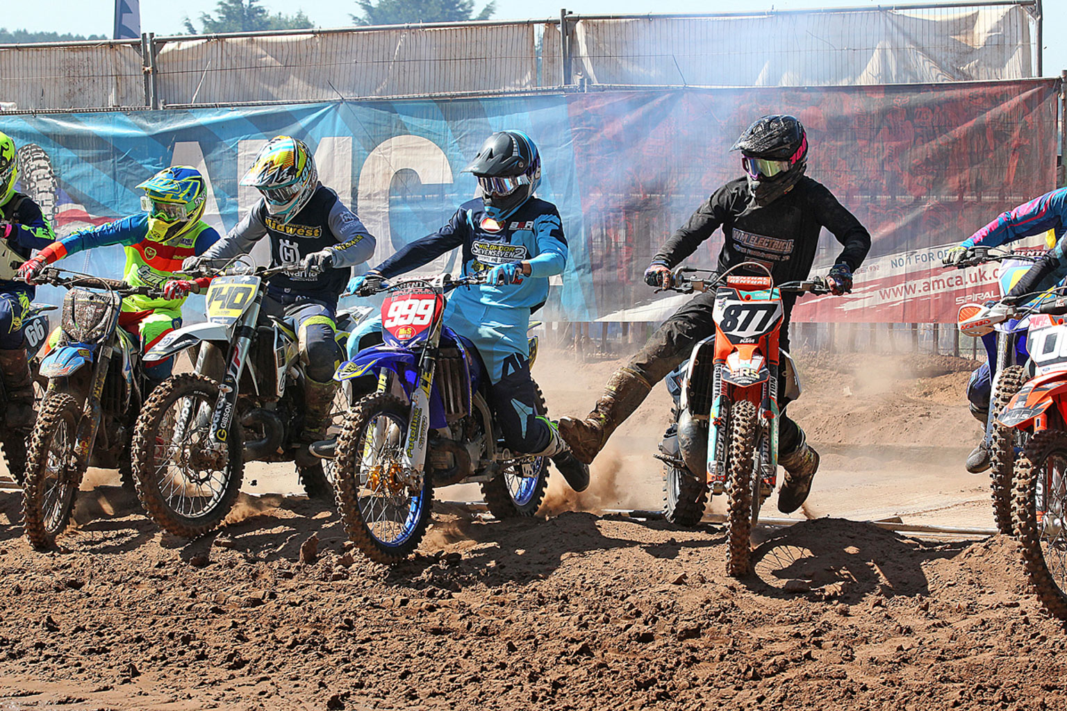 2c3b94af4fa All change as AMCA title race hots up. AMCA · MOTOCROSS NEWS EXTRA