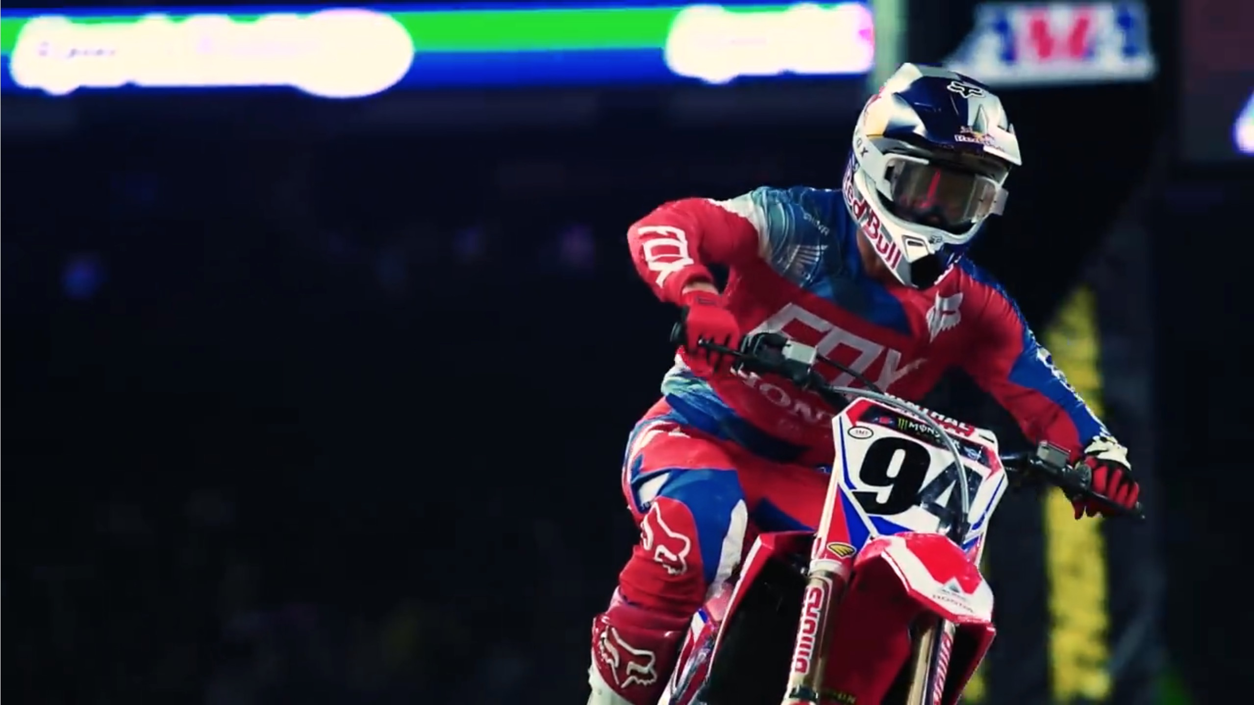 Hrc Honda Release 2019 Supercross Team Video Motohead Pit Bike Armed With The Crf450r Ken Roczen And Cole Seely Represent For Season Check Out Official Starring Both Riders