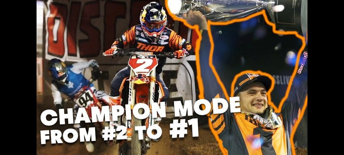 Cooper webb 2019 supercoss champion