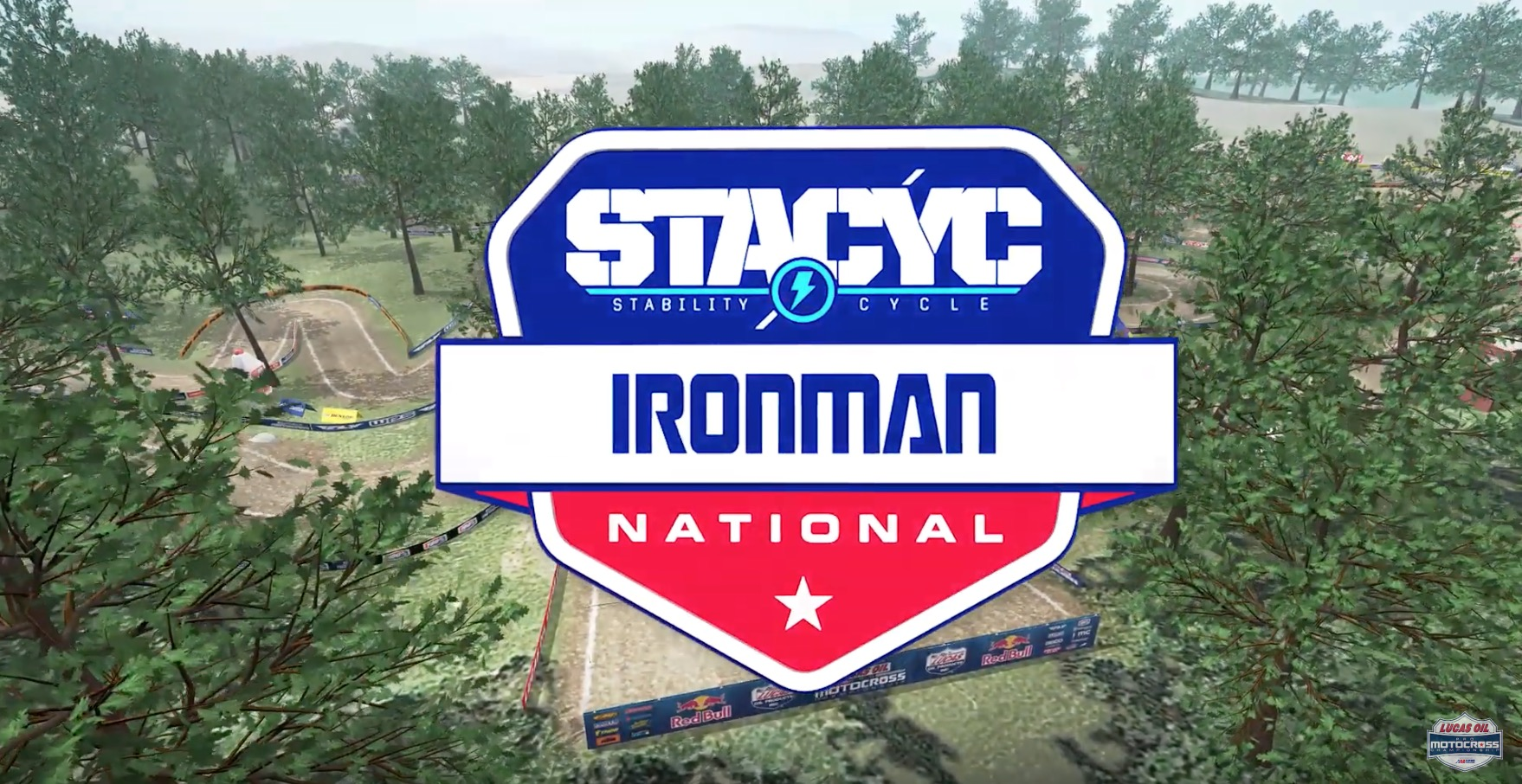 Track Maps For The Final Us National At Ironman Raceway Motohead